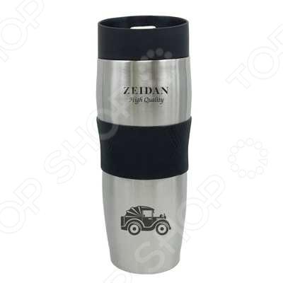 Фото - Термокружка Zeidan Z 9044 [супермаркет] jingdong геб scybe фил приблизительно круглая чашка установлена в вертикальном положении стеклянной чашки 290мла 6 z