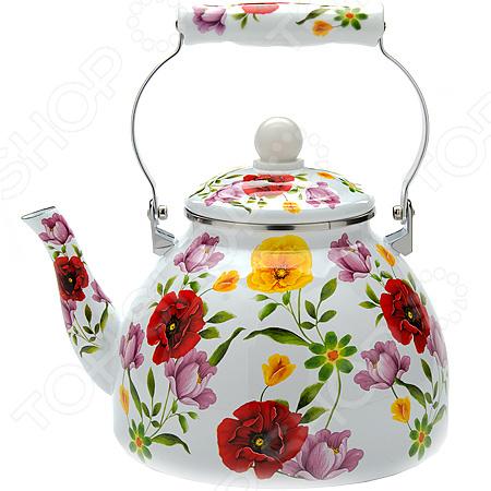 Чайник Mayer&amp;amp;Boch MB-23859Чайники со свистком и без свистка<br>Чайник незаменимая и необходимая деталь на любой современной кухне, так как без кружки горячего ароматного напитка не обходится ни одно застолье. Несмотря на то, что сейчас появилось большое разнообразие электрических устройств, многие все же предпочитают использовать обычные наплитные чайники, аргументируя тем, что они являются отличным способом сэкономить семейный бюджет. Чайник Mayer Boch MB-23859 красивое и практичное изделие, которое займет достойное место на вашей кухне. Его корпус выполнен из качественной углеродистой стали. Этот прочный, легкий и долговечный материал быстро и равномерно нагревается, сохраняет тепло. Главная особенность чайника Mayer Boch MB-23859 заключается в качественном эмалированном покрытии внешней и внутренней стороны. Оно обеспечивает не только привлекательный внешний вид, но простоту в уходе. Индукционное, капсулированное дно с прослойкой из алюминия обеспечивает наилучшее распределение тепла. Благодаря этому, чайник подходит для большинства плит. Большой объем - 4 л, позволяет приготовить любимый напиток для большой семьи и компании. Дополнительным преимуществом чайника является удобная фиксированная ручка из термопластика, которая не нагревается, и изящный изгиб носика для более удобного наливания воды. Этот красивый и элегантный чайник сохранит все полезные вещества воды даже после длительного использования Создайте неповторимый уют на вашей кухне с чайником Mayer Boch MB-23859! Изделие подходит для мытья в посудомоечной машине.<br>