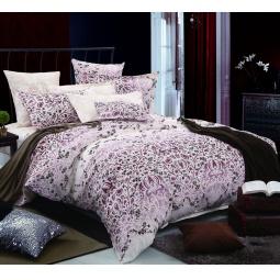 фото Комплект постельного белья Amore Mio Ingrid. Provence. Евро