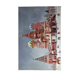 Купить Визитница Mitya Veselkov «Храм Василия Блаженного»