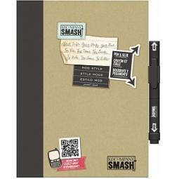 Купить Папка Smash K&Company «Модный черный»