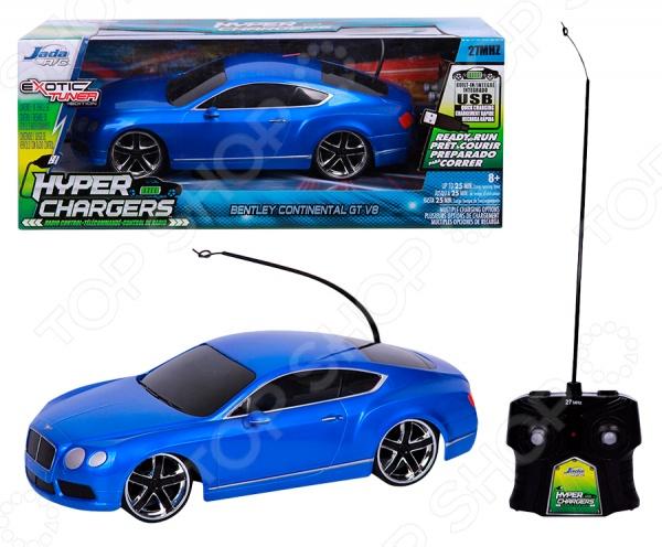 ���������� �� ��������������� 1:16 Jada Toys Bentley Continental GT V8 2012