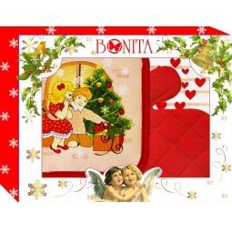 фото Комплект кухонный подарочный BONITA «С новым годом!»