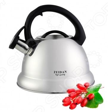 Чайник со свистком Zeidan Z4096