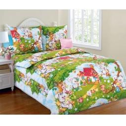 Купить Детский комплект постельного белья Бамбино «Лесная опушка»