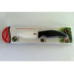 фото Нож керамический Appetite для овощей. Цвет лезвия: белый