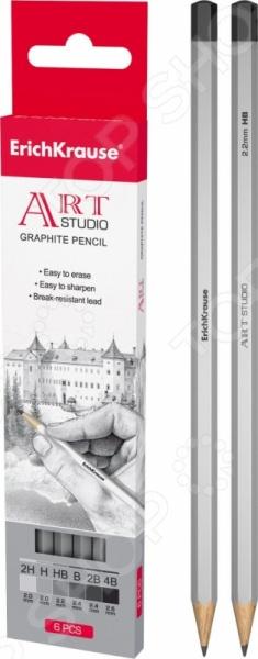 Набор карандашей простых Erich Krause Art-Studio