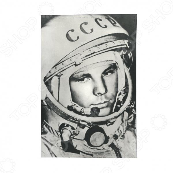 Обложка для автодокументов Mitya Veselkov «Гагарин»