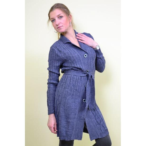 фото Жакет Элеганс Ролана. Цвет: серо-голубой. Размер одежды: 46