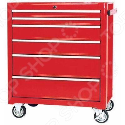 Шкаф инструментальный подкатной Big Red TBR3006