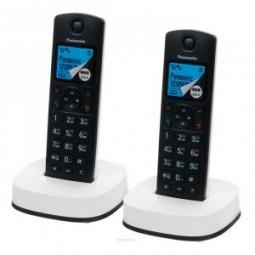 фото Радиотелефон Panasonic KX TGC 312. Цвет: белый, черный