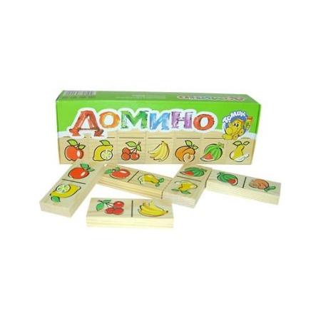 Купить Домино детское Томик «Фрукты-Ягоды»