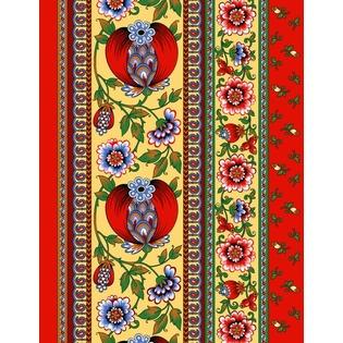 Купить Полотенце вафельное ТексДизайн «Гранатовый браслет»