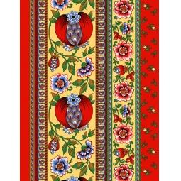 фото Полотенце вафельное ТексДизайн «Гранатовый браслет»