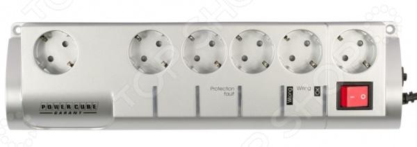 Фильтр сетевой Power Cube SIS-2-10 Garant цена и фото
