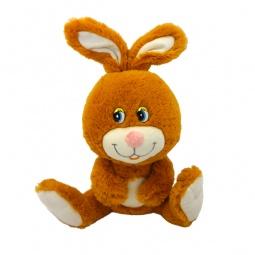 фото Мягкая игрушка интерактивная Maxi Play «Зайка»