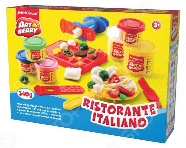 Набор пластилина на растительной основе Erich Krause Ristorante Italiano