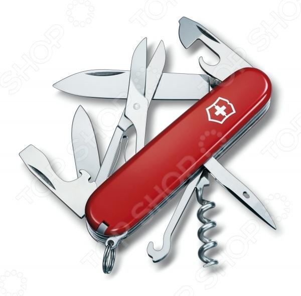цена на Нож перочинный Victorinox Climber 1.3703