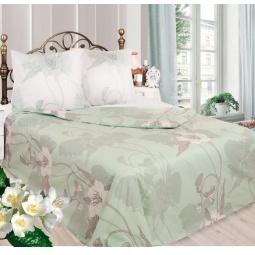 фото Комплект постельного белья Сова и Жаворонок «Жасмин». 2-спальный. Тип ткани: бязь