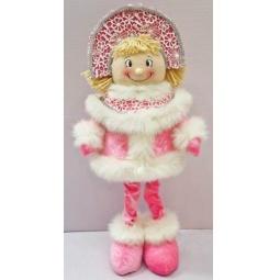 фото Игрушка новогодняя Новогодняя сказка «Снегурочка» 93959