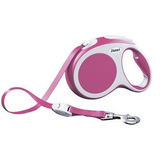 Купить Поводок-рулетка Flexi VARIO L. Цвет: розовый