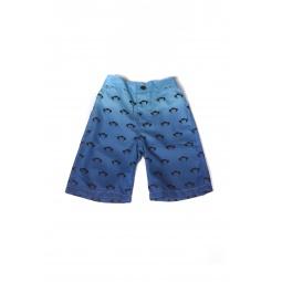 Купить Шорты детские для мальчика Appaman Logo Swim Trunks. Цвет: синий