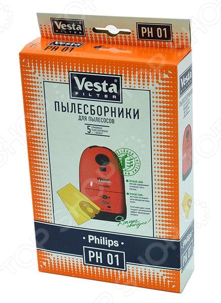 Мешки для пыли Vesta PH 01