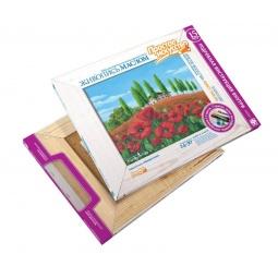 фото Набор для живописи масляными красками Фантазер «Маковое поле»