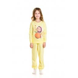 Купить Пижама для девочки «Маша и Медведь. Рыжее солнце!»