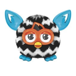 фото Игрушка интерактивная Hasbro «Ферблинг». Цвет: белый, черный