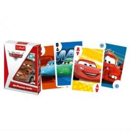 Купить Игра карточная Trefl Акулина «Тачки»