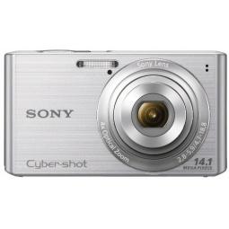 фото Фотокамера цифровая SONY DSC-W610S