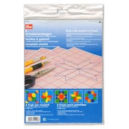 Купить Лист для изготовления шаблонов Prym 611148