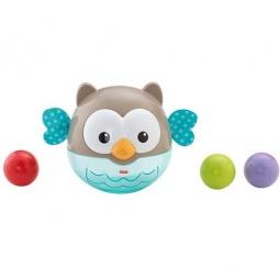 фото Игрушка развивающая Fisher Price CDN46 «Сова с шариками»