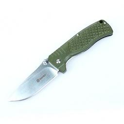 фото Нож туристический Ganzo G722. Цвет: зеленый