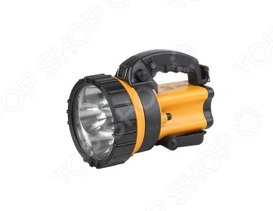 Фонарь аккумуляторный Эра FA6W фонарь ручной эра практик 15 вт cob powerbank 6 ач с магнитом и крючком 3 режима