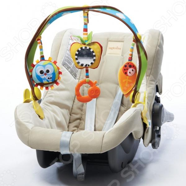 Подвеска на коляску Tiny love Радуга-дуга tiny love веселая карусель механический подвес на коляску комплектация travel