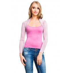 фото Болеро Mondigo 015. Цвет: розовый. Размер одежды: 46