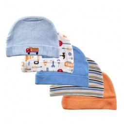 Купить Комплект шапочек Luvable Friends из 5 штук