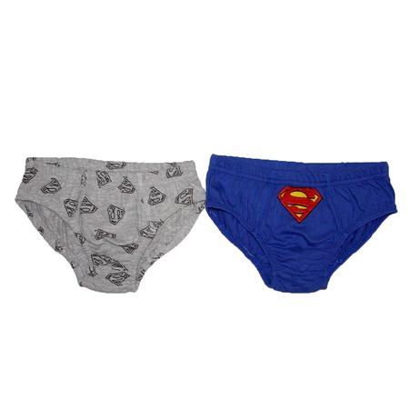 Купить Трусы для мальчика Superman Logo. Рисунок: набивной. Количество: 2