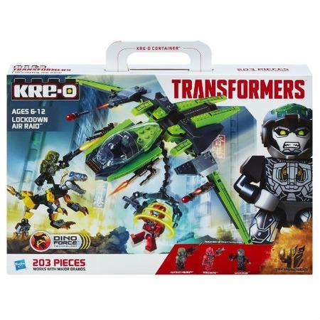 Купить Конструктор KRE-O Hasbro «Атака с воздуха»