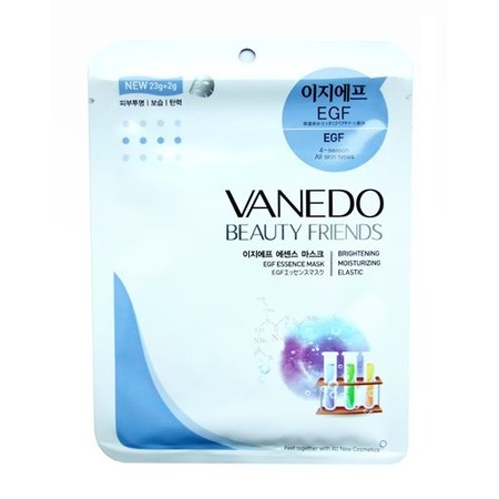 Купить Маска для лица Vanedo All New Cosmetic Beauty Friends с эссенцией EGF