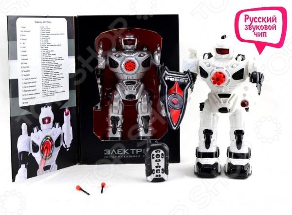 Робот интерактивный Shantou Gepai «Электрон» 627341