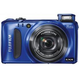 фото Фотокамера цифровая Fujifilm FinePix F660EXR. Цвет: синий