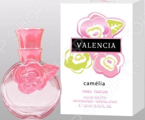 Туалетная вода для женщин Parli Valencia Camelia
