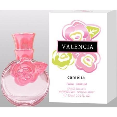 Купить Туалетная вода для женщин Parli Valencia Camelia, 23 мл