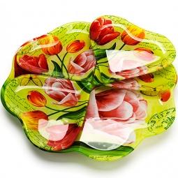 Купить Менажница Mayer&Boch MB-23898 «Цветы»