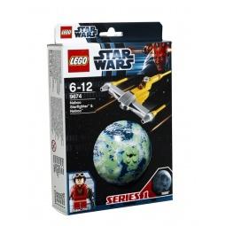 фото Конструктор LEGO Истребитель Набу и планета Набу