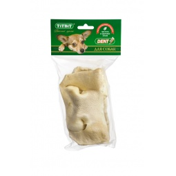фото Лакомство для собак TiTBiT 3093 «Нос телячий. Бабочка»