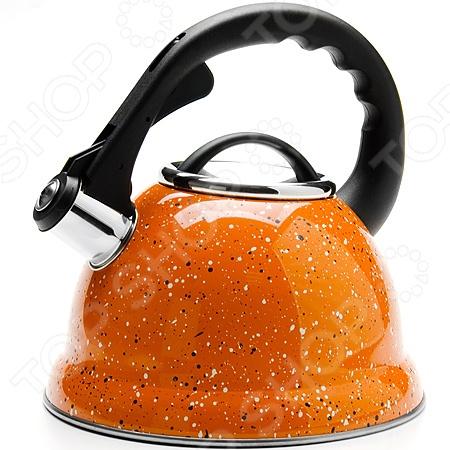 Чайник со свистком Mayer&Boch MB-24974 «Мраморная крошка» крошка мраморная окрашенная красная фракция 5 10 мм 10 кг